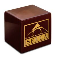 Desk Accessories - Wood Paperweight