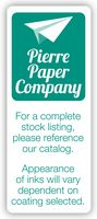 "24 Hour FasTurn® Rectangle Label (3/8"" x 1"")"