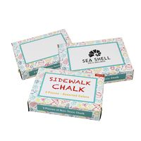 Sidewalk Chalk -- 3 Pack