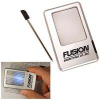 Magnifier LED w/Pen