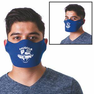 Vestic Mask -- Screen Print