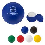 Custom US Made Lip Balm Soft Surface Ball