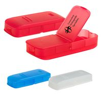 Pillbox and Bandage Dispenser