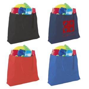 Jumbo Canvas Tote Bag -- Colored Bags - 070040C - IdeaStage Promotional  Products 4b43208676d71