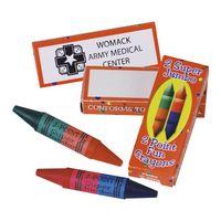 Jumbo Dual Tip Crayon