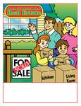 Custom Real Estate - Imprintable Coloring & Activity Book