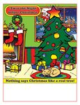 Custom Twas the Night Before Christmas - Imprintable Coloring & Activity Book