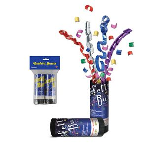 Custom Packaged Confetti Bursts