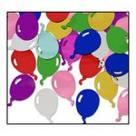 Custom Fanci Fetti Multicolor Balloons