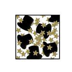 Custom Fanci Fetti Top Hats & Mini Stars