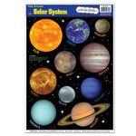 Custom Solar System Peel 'N Place