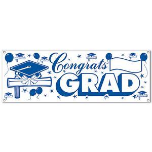 Congrats Grad Sign