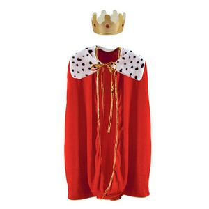 Custom Child King/ Queen Robe w/ Crown