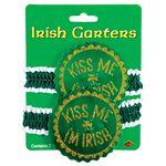 Custom Irish Garters