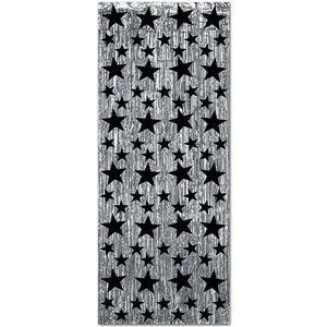Custom Flame Resistant Gleam 'n Curtains w/ Stars