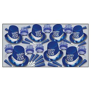 Custom Blue Ice New Year Assortment For 50