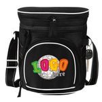 Custom Double Compartment 12 Pack Golf Cooler