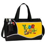 Custom Cross Sport Duffle Bag