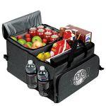 Custom Deluxe 40 Cans Cooler / Trunk Organizer