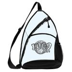 Custom Transparent Sling Backpack