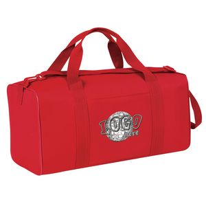 Economy Square Duffel Bag