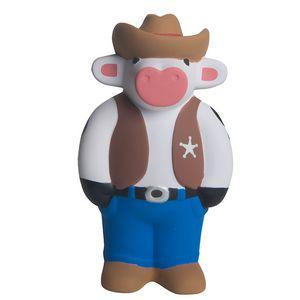 Custom Imprinted Cowboy Stress Relievers