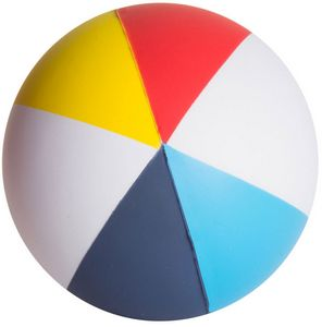 Customized Beach Ball Stress Relievers!