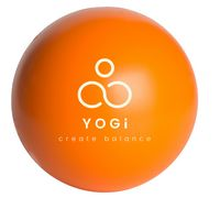 Orange Squeezies® Stress Reliever Ball