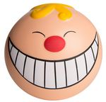 Funny Face Smile Squeezies® Stress Reliever