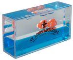 Clown Fish Mini Wave Paperweight