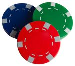 Custom Casino Chips Squeezies Stress Reliever