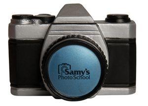 Custom Imprinted Camera Stress Relievers