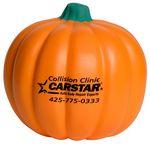 Custom Pumpkin Squeezies Stress Reliever
