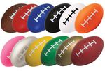 Custom Football Squeezies Stress Reliever