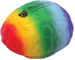 Custom Imprinted Brain Stress Relievers!