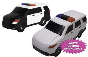 Police SUV Squeezies Stress Reliever