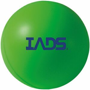 Green Squeezies Stress Reliever Ball