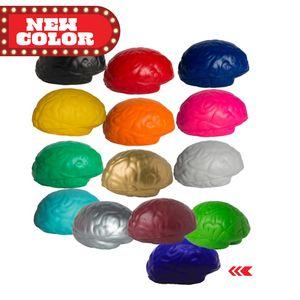 Custom Printed Brain Organ Shaped Stress Ball Squeezies!