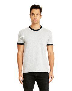 Custom NEXT LEVEL APPAREL Unisex Ringer T-Shirt