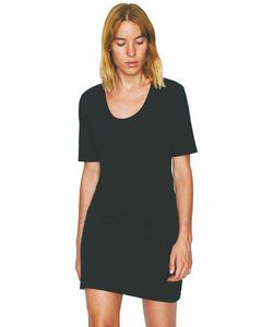 Custom American Apparel Ladies' Fine Jersey Short-Sleeve T-Shirt Dress