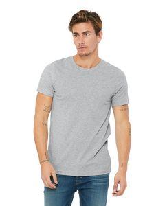 Custom Canvas Unisex Heather CVC T-Shirt