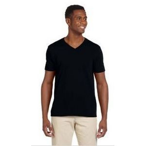 Gildan Adult Softstyle® 4.5 oz. V-Neck T-Shirt