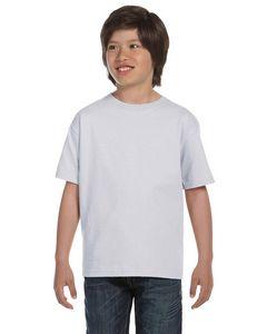 Hanes Printables Youth 5.2 oz., Comfortsoft® Cotton T-Shirt