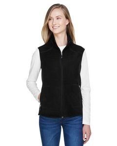 Custom NORTH END Ladies' Voyage Fleece Vest