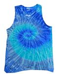 Custom Tie-Dye Adult 5.4 oz. 100% Cotton Tank Top