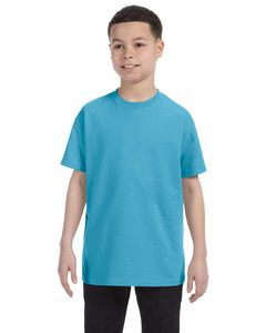 Custom Jerzees Youth 5.6 oz. DRI-POWER ACTIVE T-Shirt