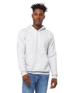 Custom Canvas Unisex Sponge Fleece Pullover Hooded Sweatshirt