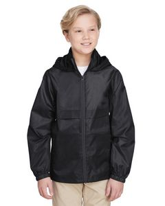 Custom Team 365 Youth Zone Protect Lightweight Jacket