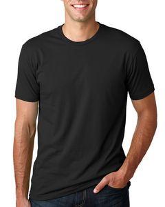 Custom NEXT LEVEL APPAREL Men's Made in USA Cotton Crew