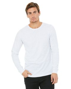 Custom Canvas Unisex Jersey Long-Sleeve T-Shirt
